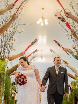 Casamentos de Wedding Day | Marcia e Luiz Guilherme em Pindamonhangaba/SP