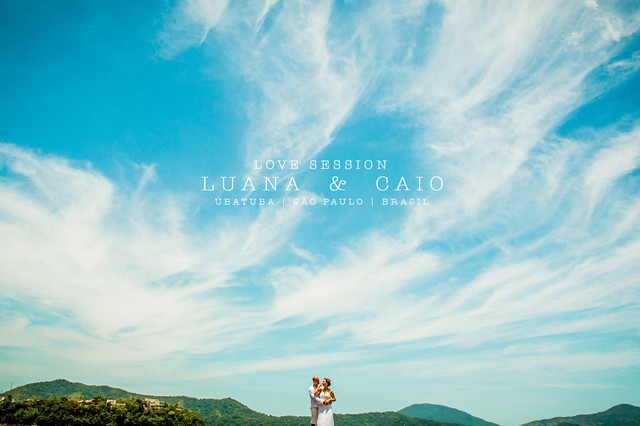 Ensaios de Caio & Luana | Love Session