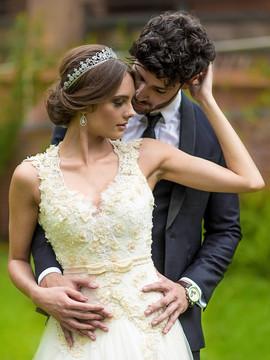 Pós Casamento de Ensaio Pós Casamento - Matheus e Natasha em Catedral Anglicana de Santo Amaro - SP