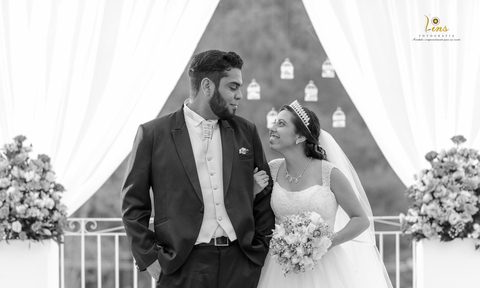 casamento de STEPHANIE & FÁBIO em Chácara Athenas - Guarulhos SP