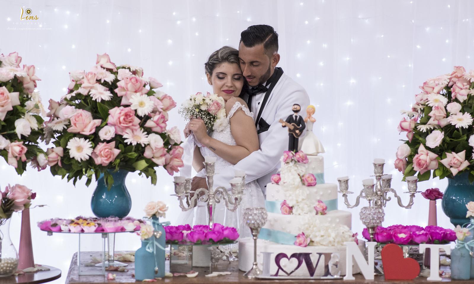 casamento de Thiago e Nayara em Guarulhos - SP
