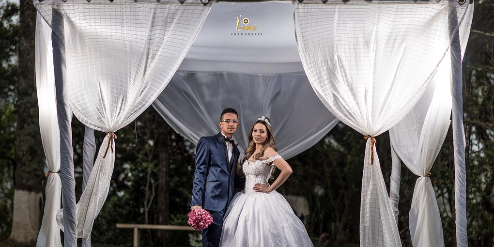 Casamento de LEANDERSON & GREICIANE em Guarulhos - SP