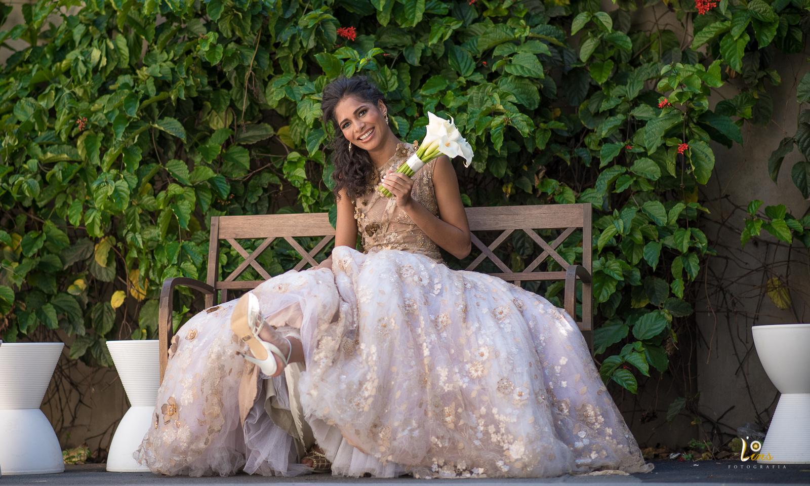 Making Of Noiva de Making Of Noiva - Ingrid Gomes em Salão 1838 - Jardim América - São Paulo - SP
