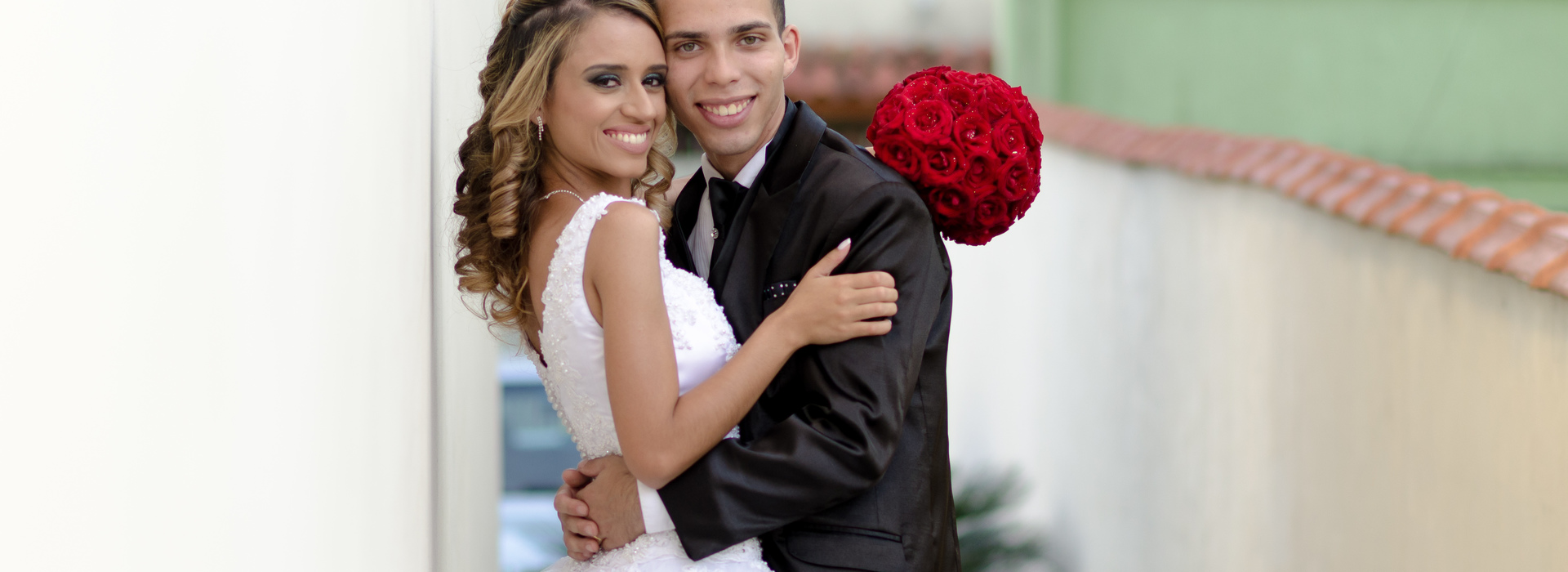 casamento de Clayton e Carol em Salão do Reino - Guarulhos SP