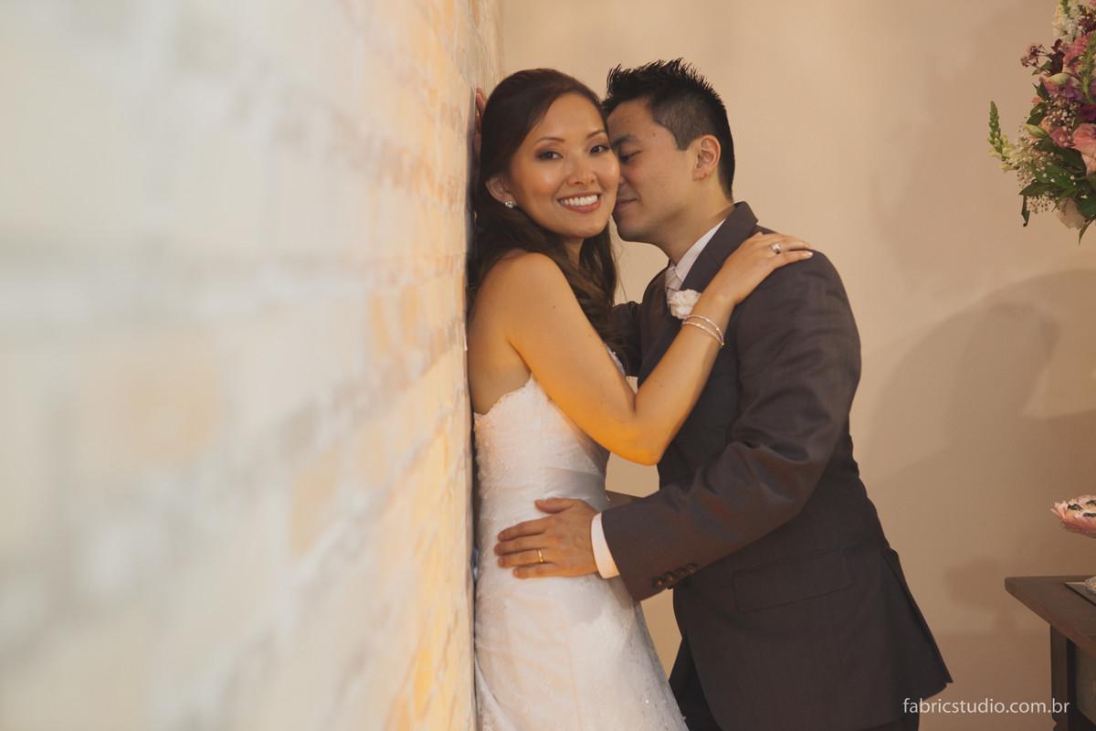 Foto de Regina e Rodrigo