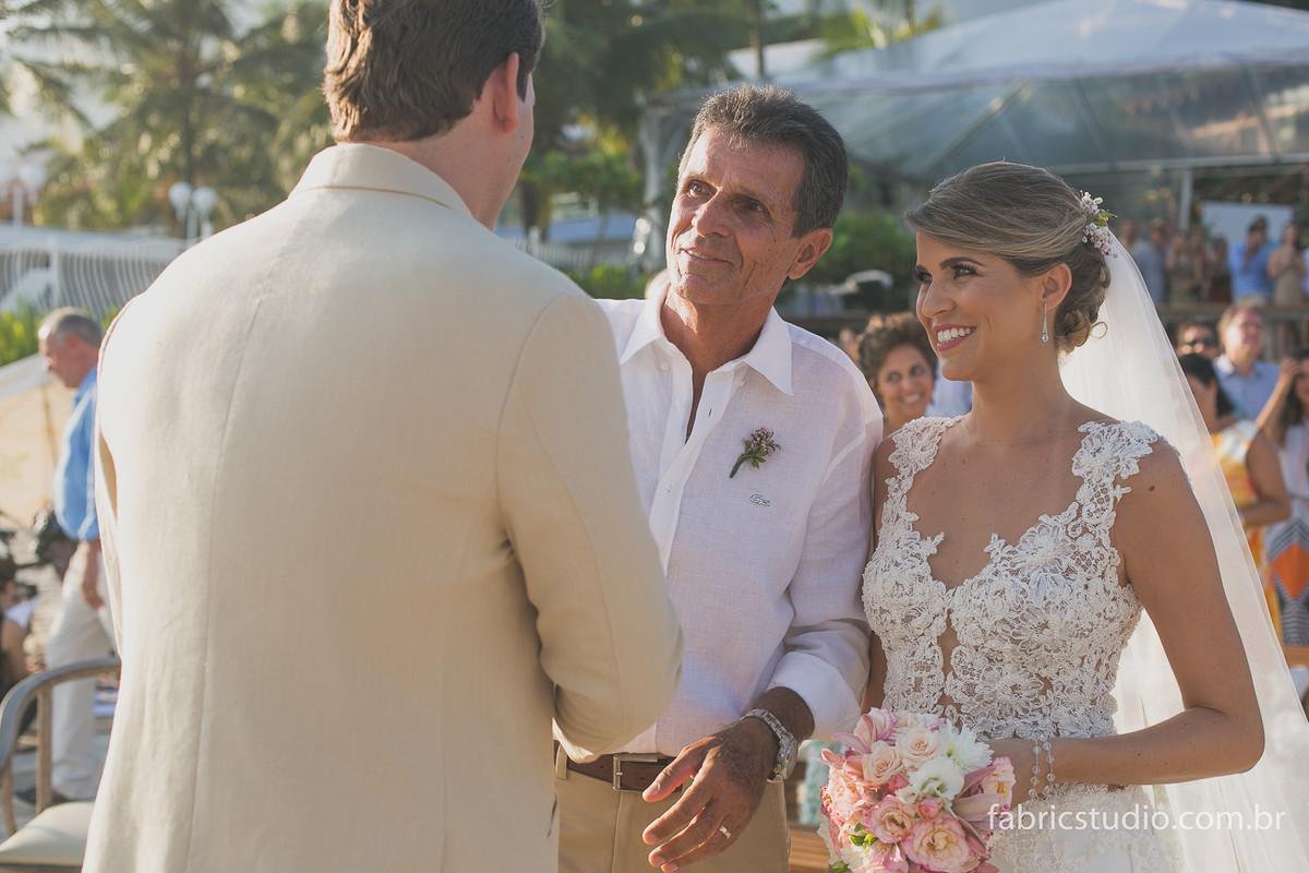 Casamento na Praia Coconuts Maresias hotel São Sebastião