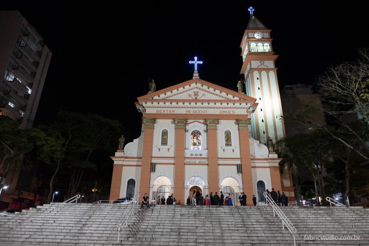 Paróquia Nossa Senhora da Boa Viagem - Matriz - São Bernardo do Campo