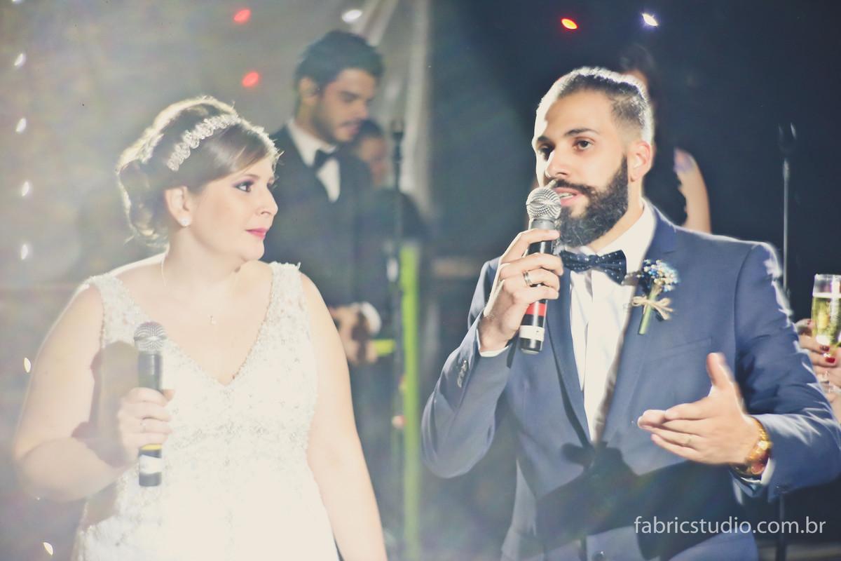 Foto de Maristela e Magno