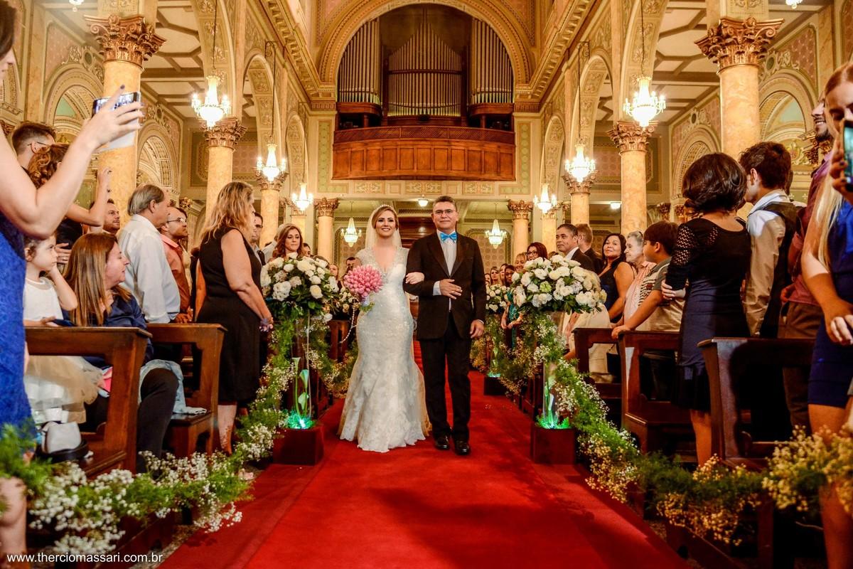 entrada da noiva igreja do calvário