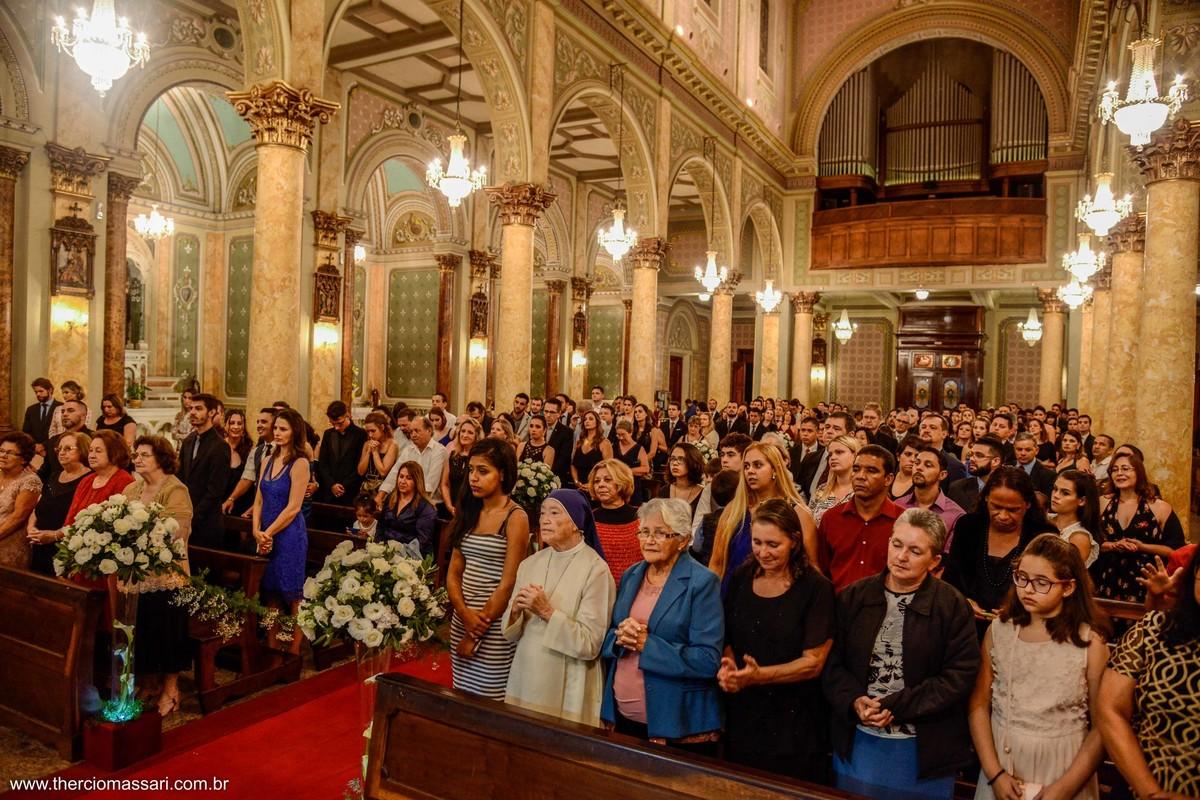 casamento em igreja
