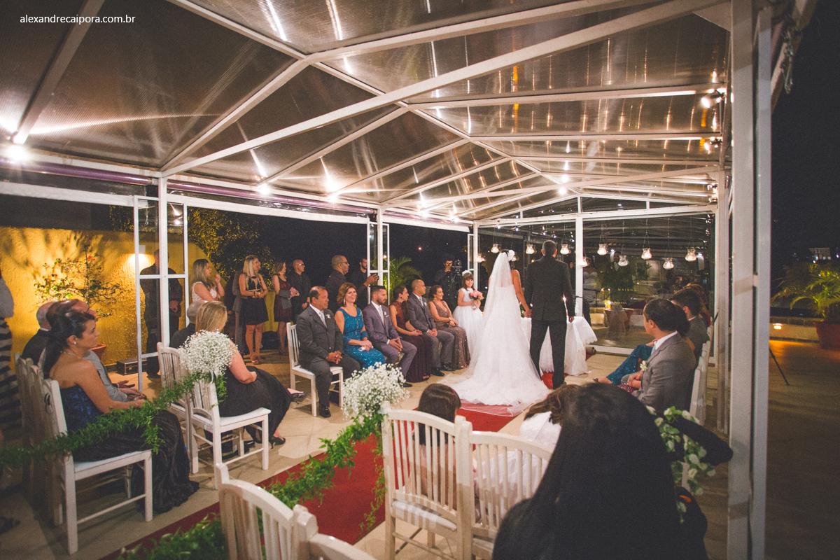 cerimonia - Maison Delly - casamento rj