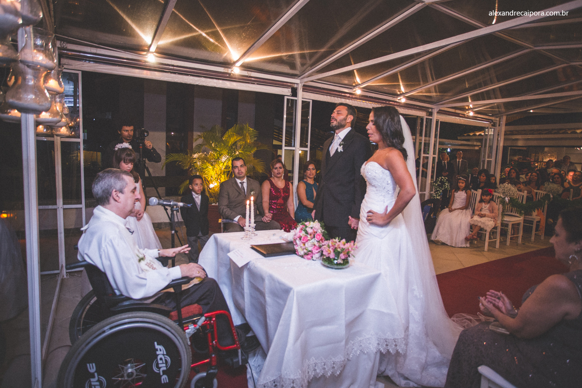 cerimonia - Maison Delly -casamento rj