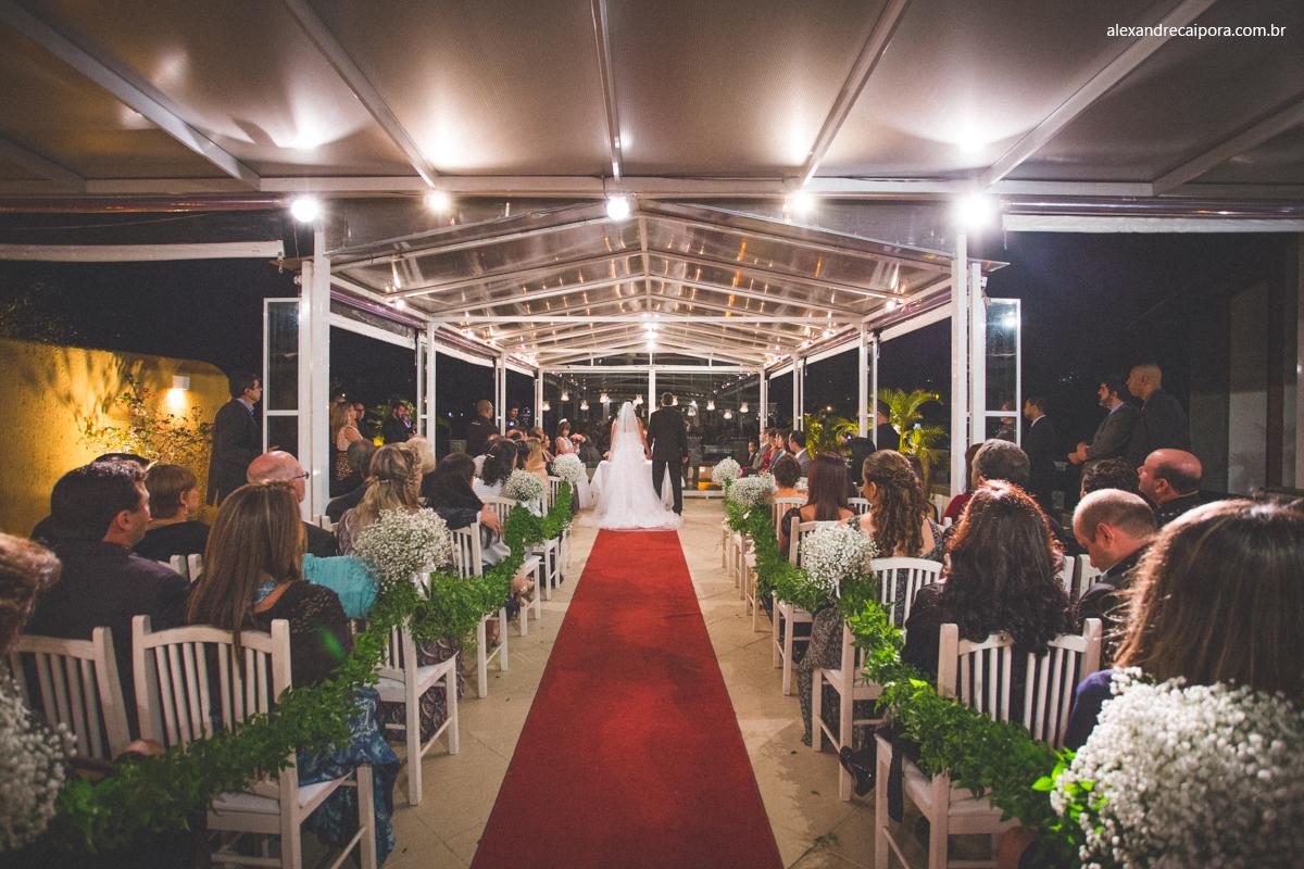 cerimonia de casamentorj - Maison Delly