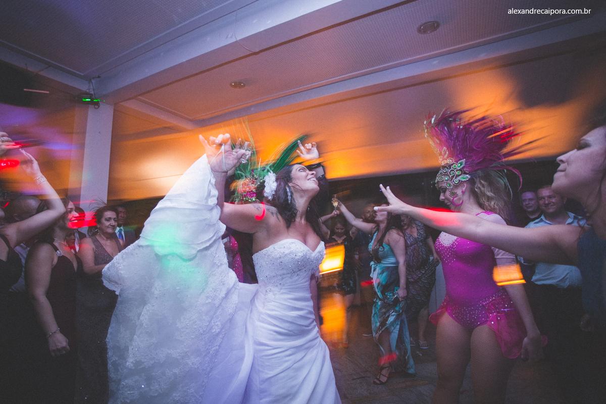 casamento rj - noiva pista de dança - Maison Delly
