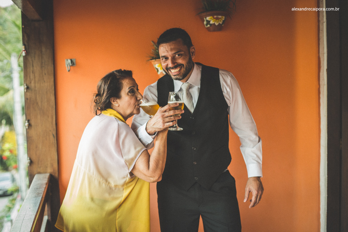 making of noivo - casamento rj
