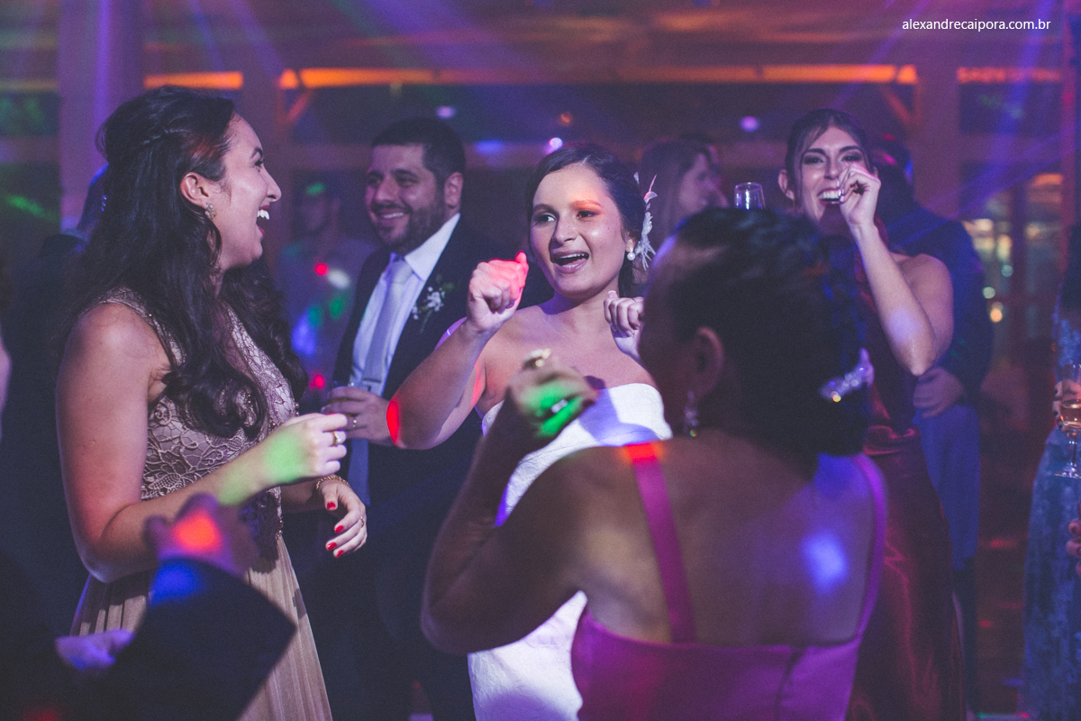 pista de dança - Clube Ginástico Português - Barra da Tijuca - RJ