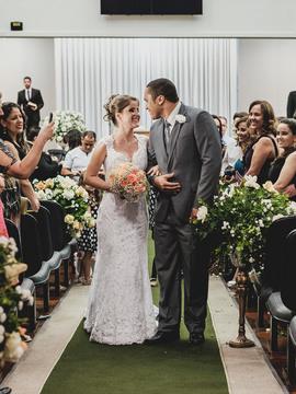 Casamento de Marília e Leonardo em Belo Horizonte - MG