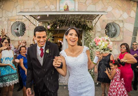 Casamento de Jéssica & Felipe