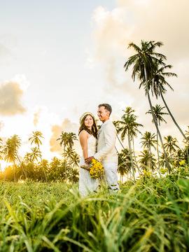 Casamento de Élen e Grangeiro em Marechal Deodoro-Al