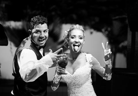 Casamento de Silvinha & Bruno