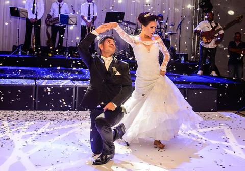 Casamento de Stéphanie & Mazinho