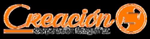 Logotipo de Creación Fotografía Corporación Fotografica