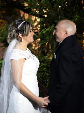 Casamentos de Viviane e Paulo em Igreja São Benedito - Serra Negra - SP