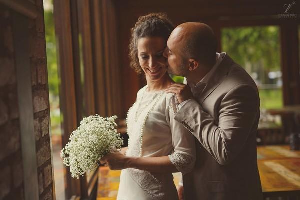 Casamento de Nathália e Wagner - Mini Wedding