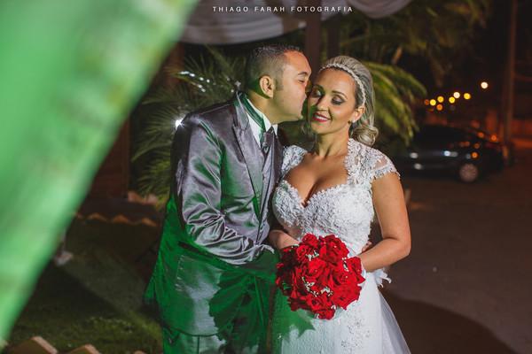 Casamento de Debora e Ândero - Wedding Day