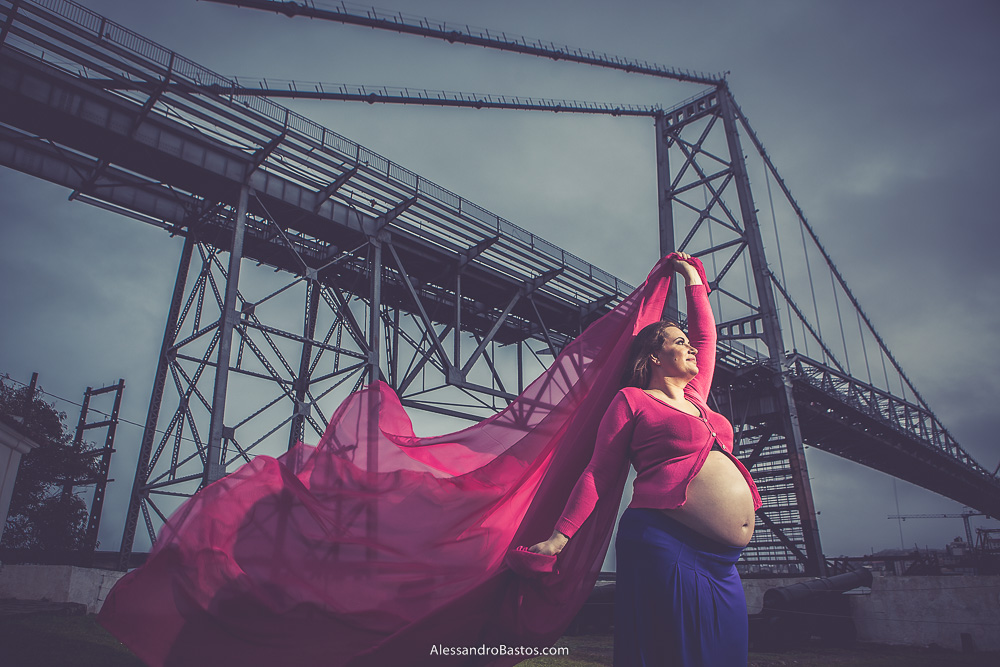 Foto de Fran + Diego = Estelinha!