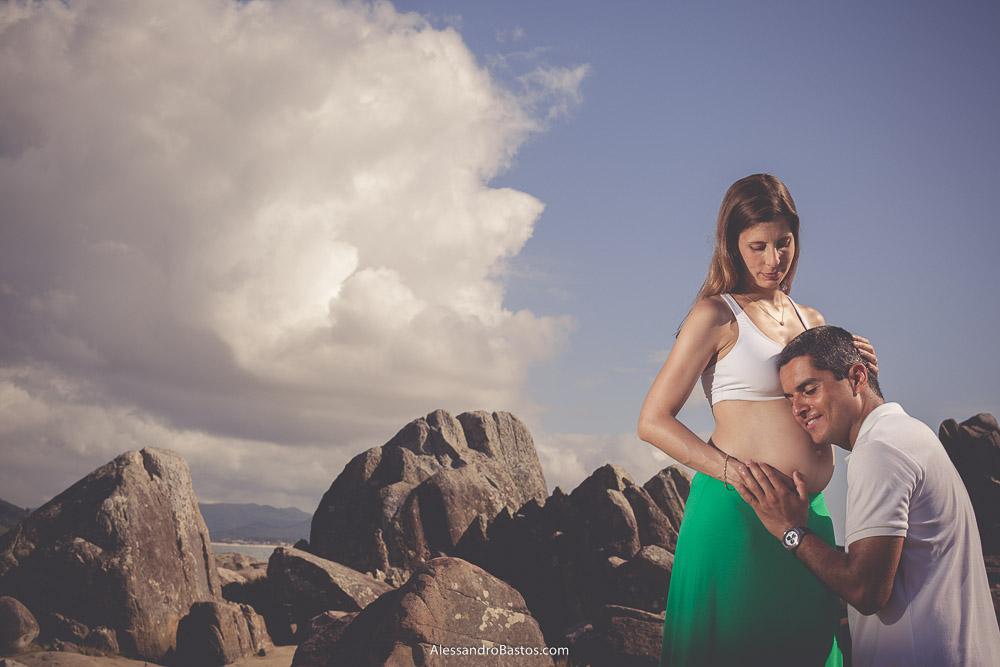 Foto de Renata + Felipe = Ana Luiza!
