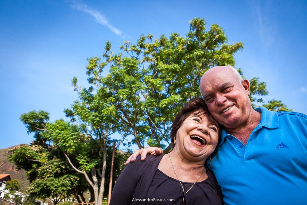 Foto de Ivanilde e Oswaldo