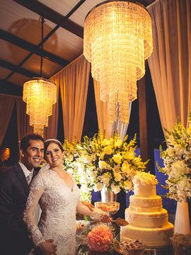 Casamentos de Ana e Thiago em Chácara Chiari - Belo Horizonte / MG