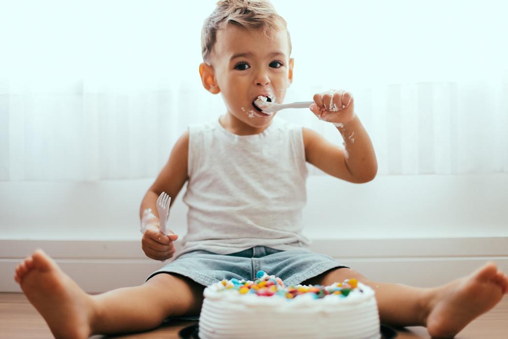 ensaio smash the cake Benjamin Tita Azevedo Camila Kobata infantil smash the cake