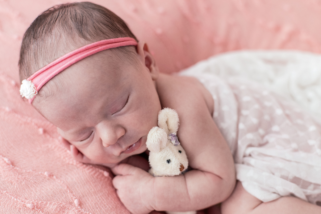 Newborn Melissa fotografia
