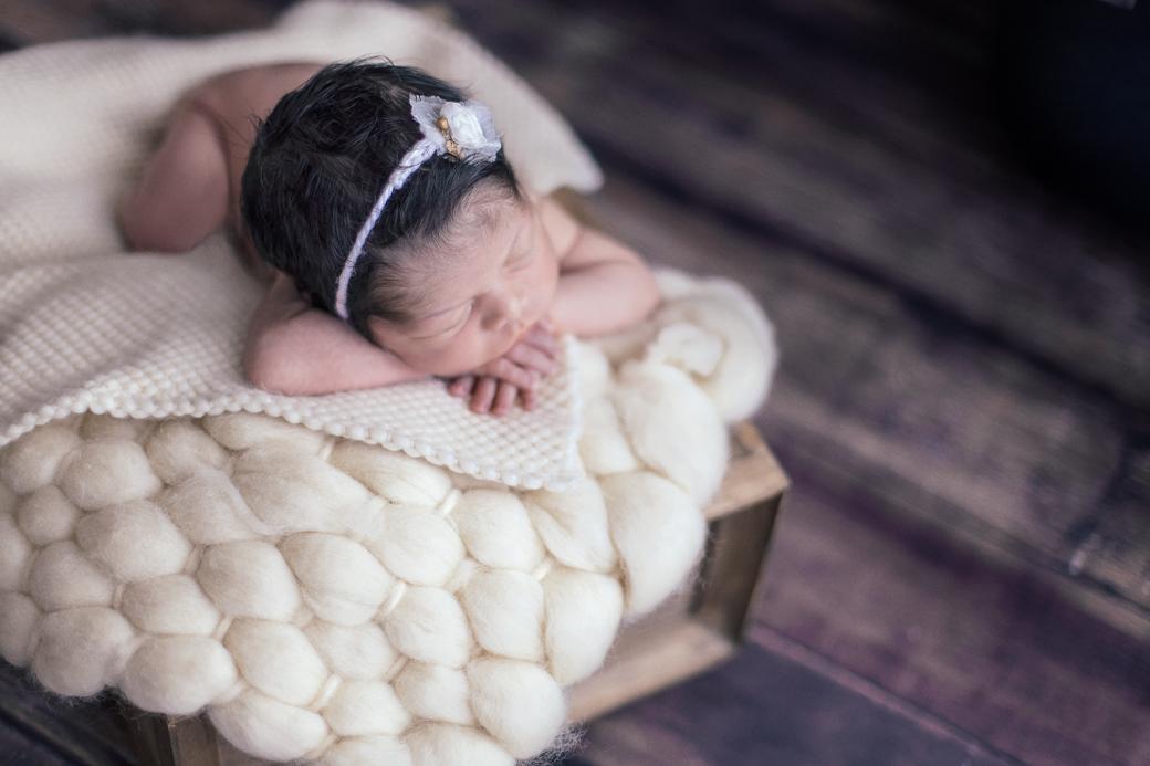 fotografia newborn Rafaela