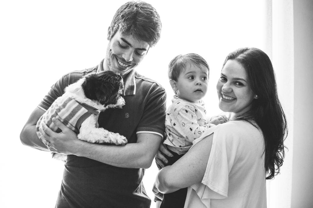 amor fotografia ensaio familia cotidiano Bernardo Gabi Caio