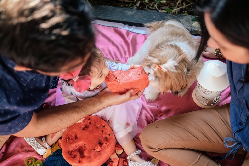 ensaio smash the fruit Bella Velame Serradura Camila Kobata Rodrigo Tita