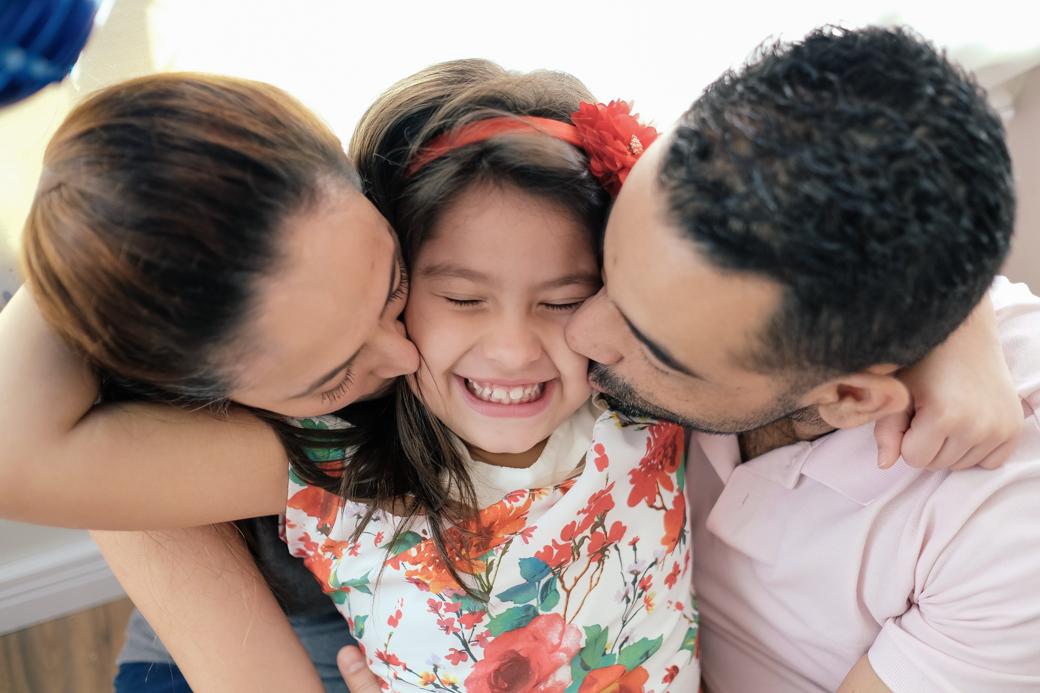 ensaio família cotidiano josiane Isabella e Felipe Júnior