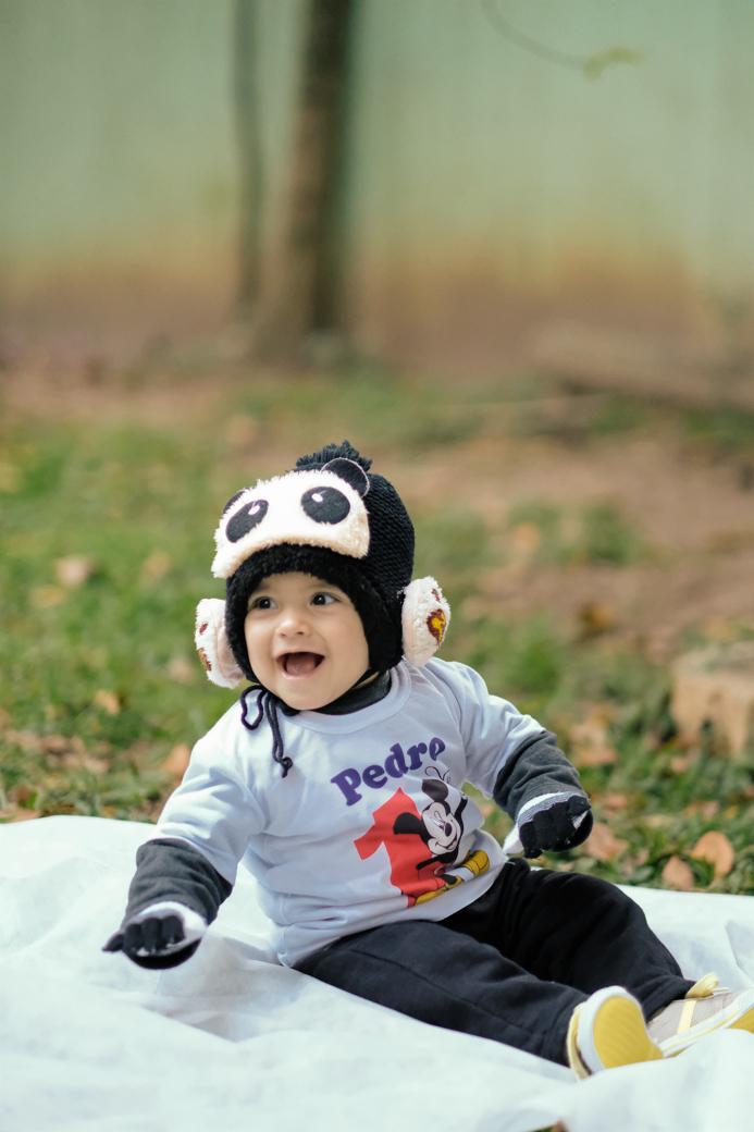 fotografia infantil Turma Mickey Pedro