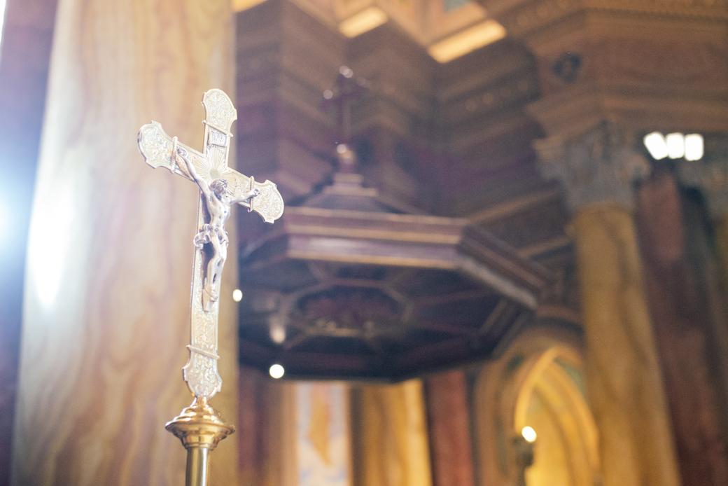 Igreja Imaculado Coração de Maria Casamento Danielle e Olavo fotografia