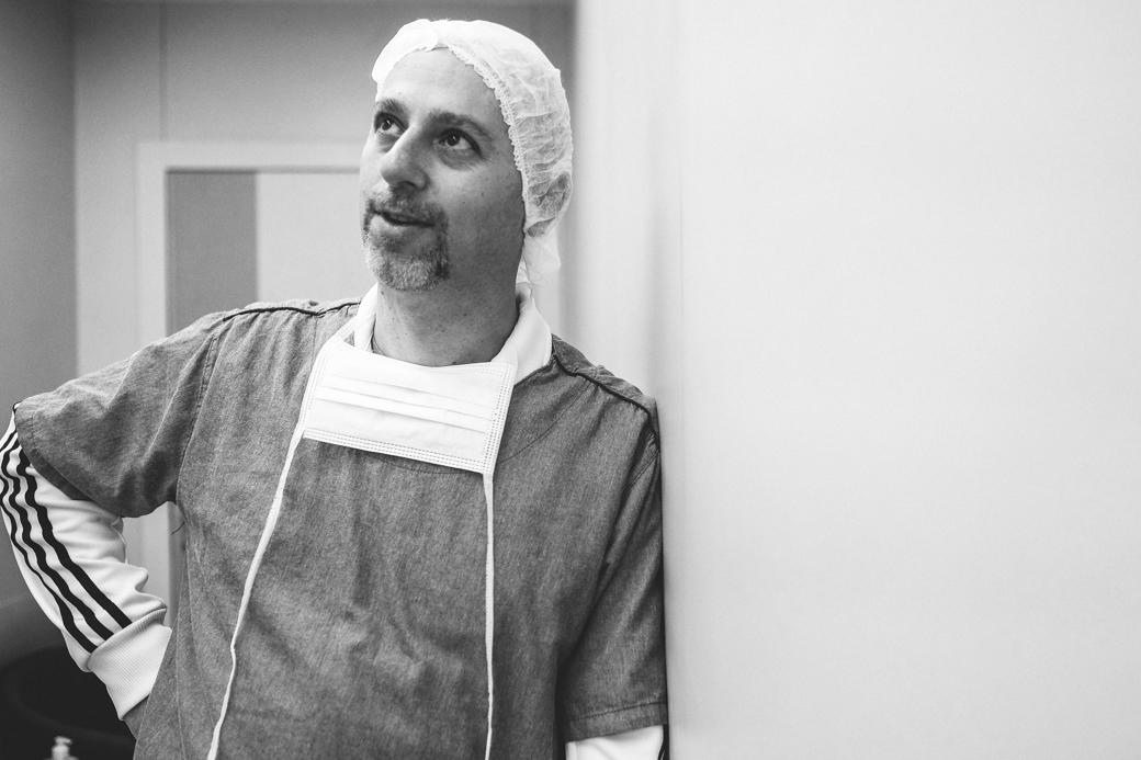 fotografia de parto Laura Hospital Vitoria