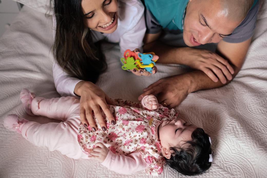 ensaio cotidiano família família laurah