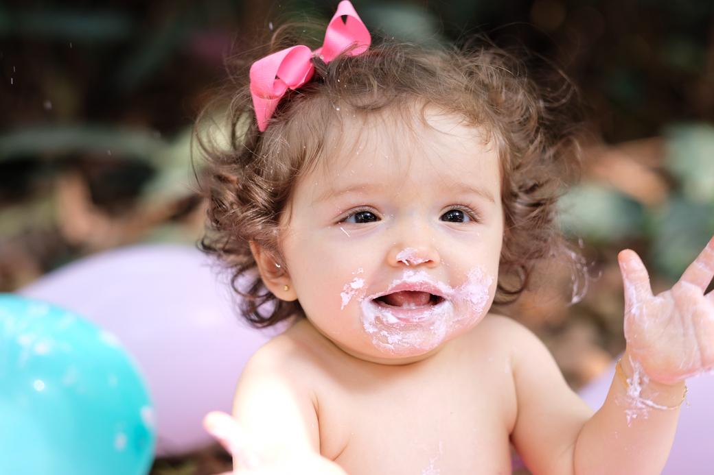 smash the cake Gabriela