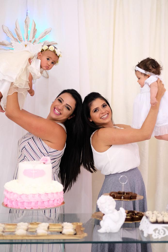Batizado Alice e Yasmin