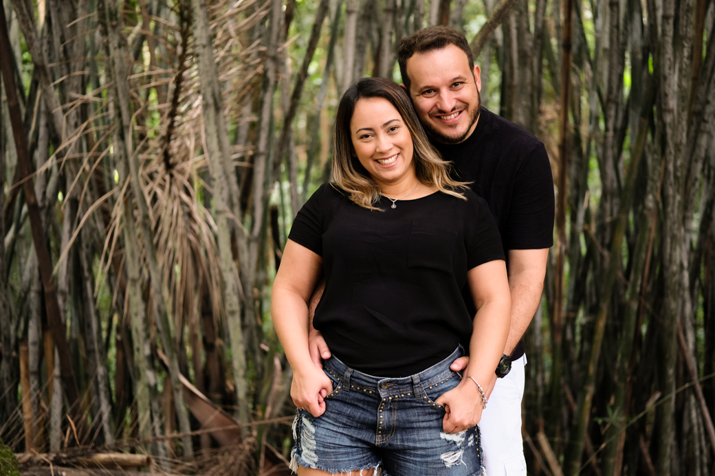 Foto de Ensaio família Claudia e André