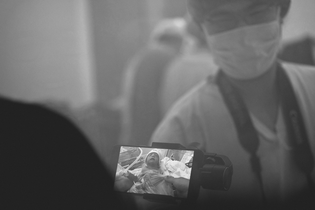fotografia de parto nascimento pro matre paulista camilakobata julio paz Allana Palhano Paz