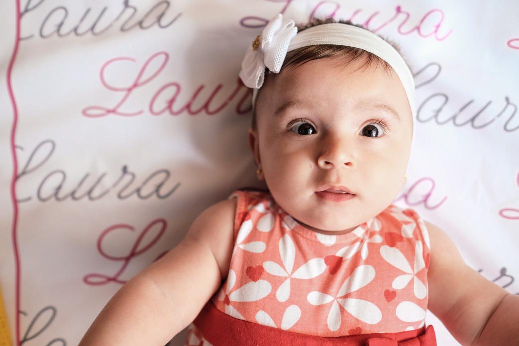 sexto mes Laura camilakobata ensaio infantil acompanhamento