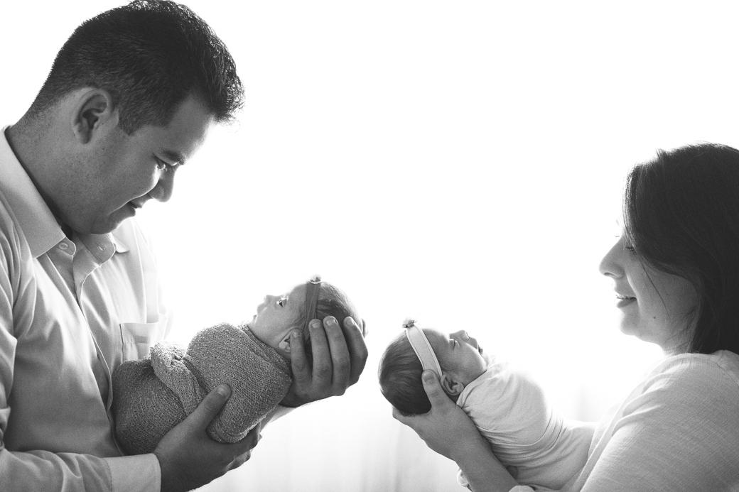 newborn fotografia recem nascido gemeos isabella manuella camila kobata