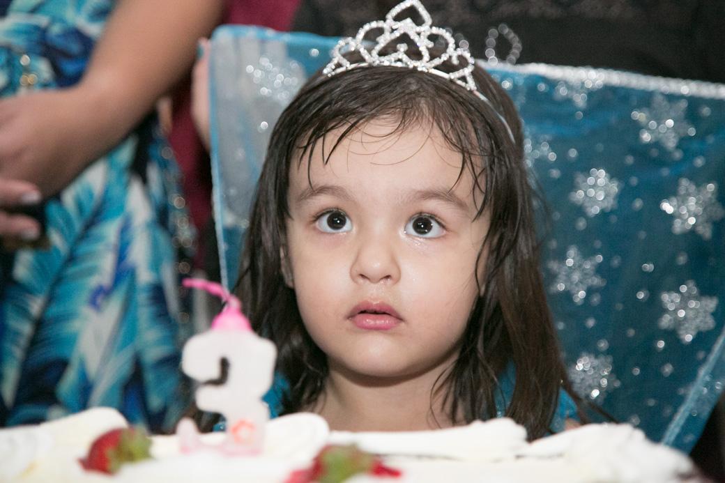 Foto de Aniversário 3 anos Luiza